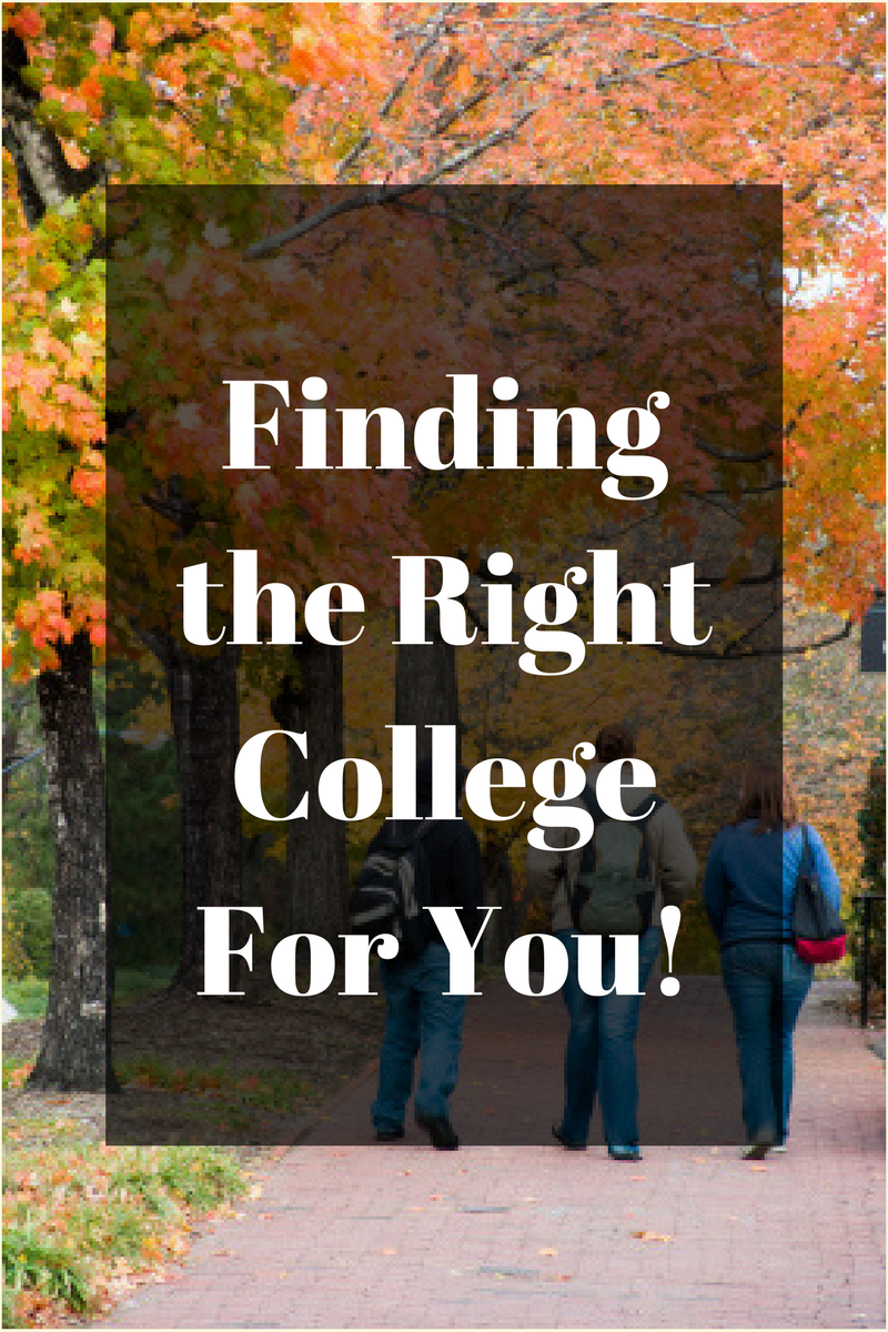 Finding the Right college for you!.png