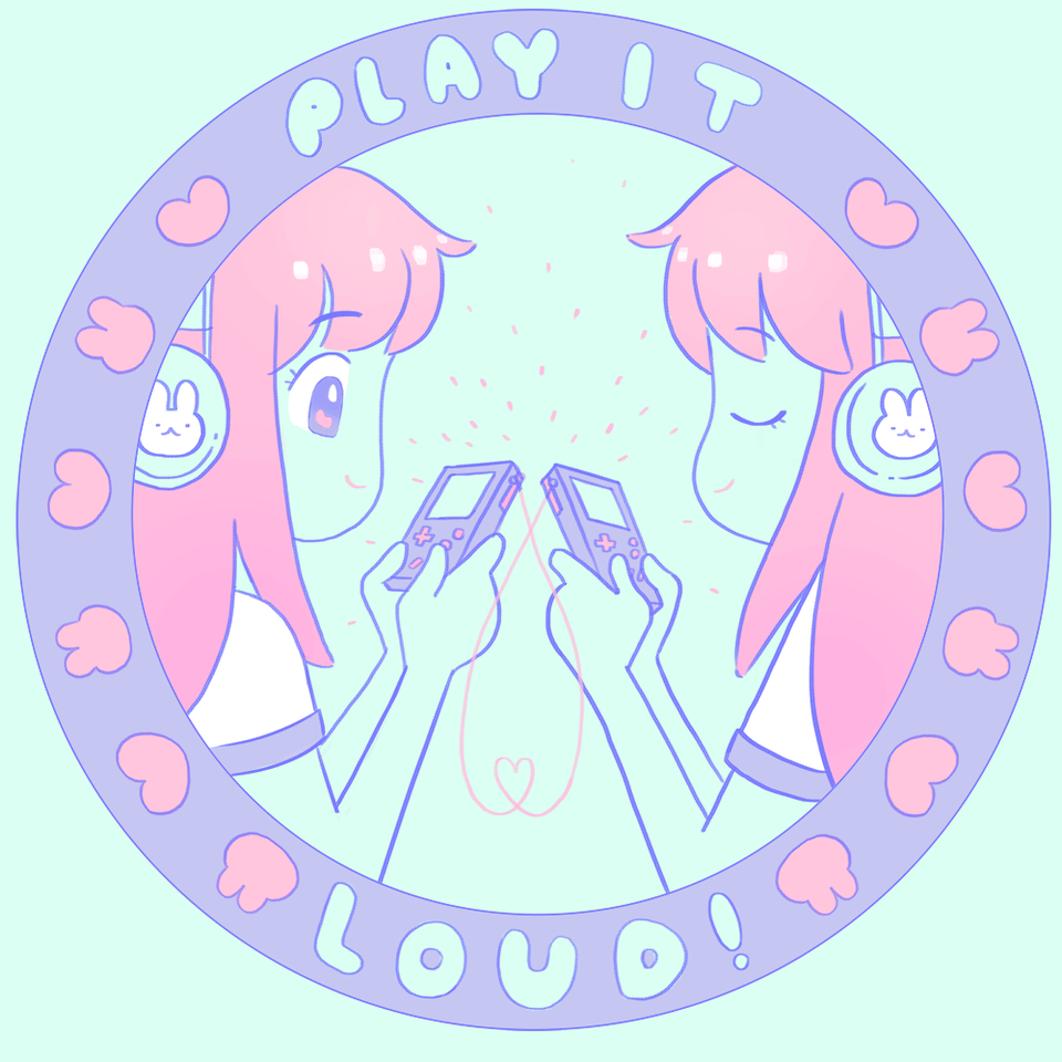 Play it Loud! Logo