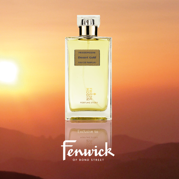 GOLDEN TREASURE Collection - Is now exclusive to Fenwick of Bond Street