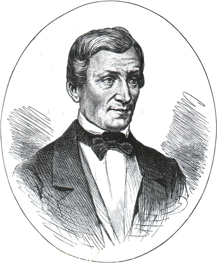 Porträt August Wilhelm Grube, 1863 28