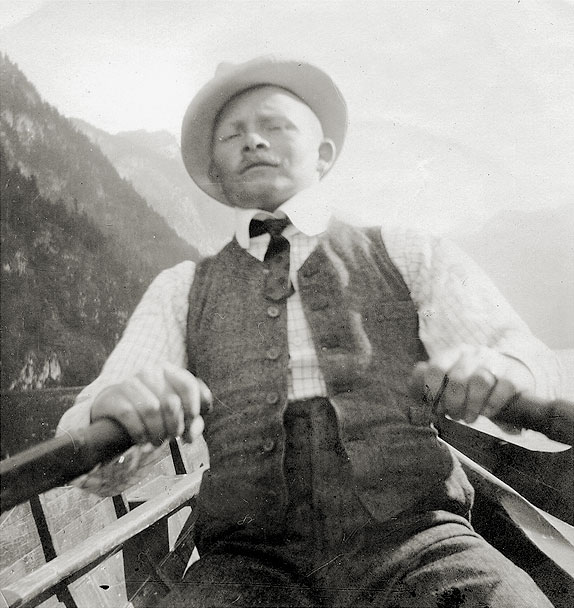 Olaf Gulbransson, August 1906 31