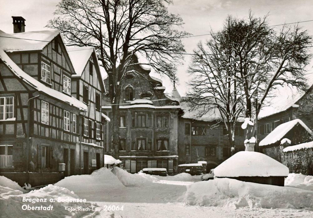 Ansitz Anderhalden in der Bregenzer Oberstadt, o. J. 44