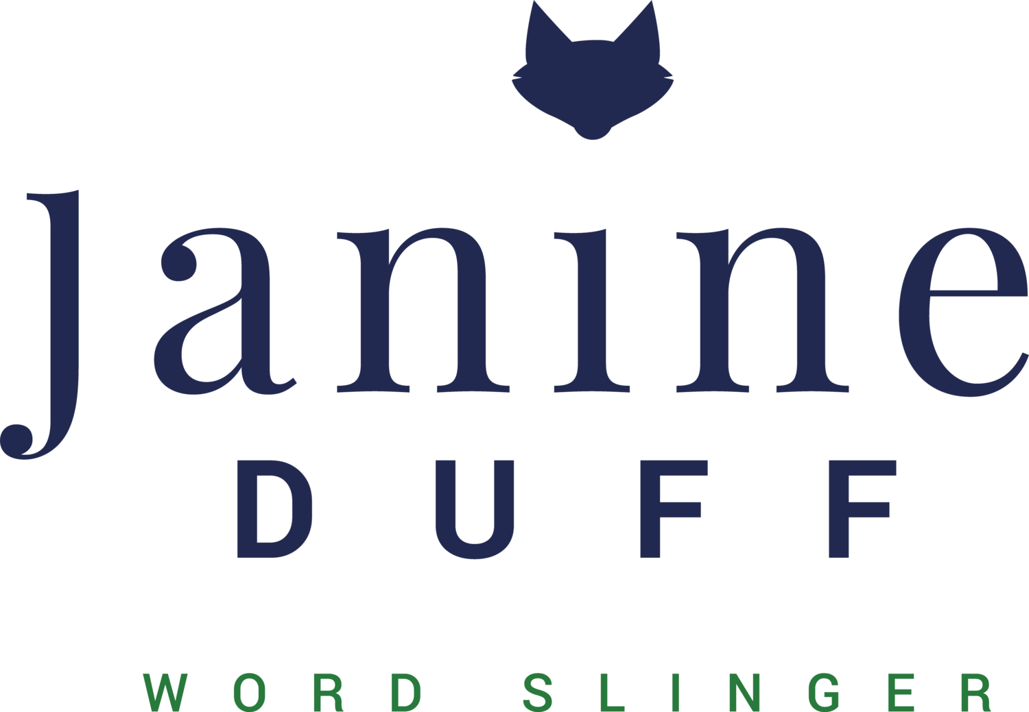 Janine Duff | Copywriter for Creatives, Consultants & Service Providers