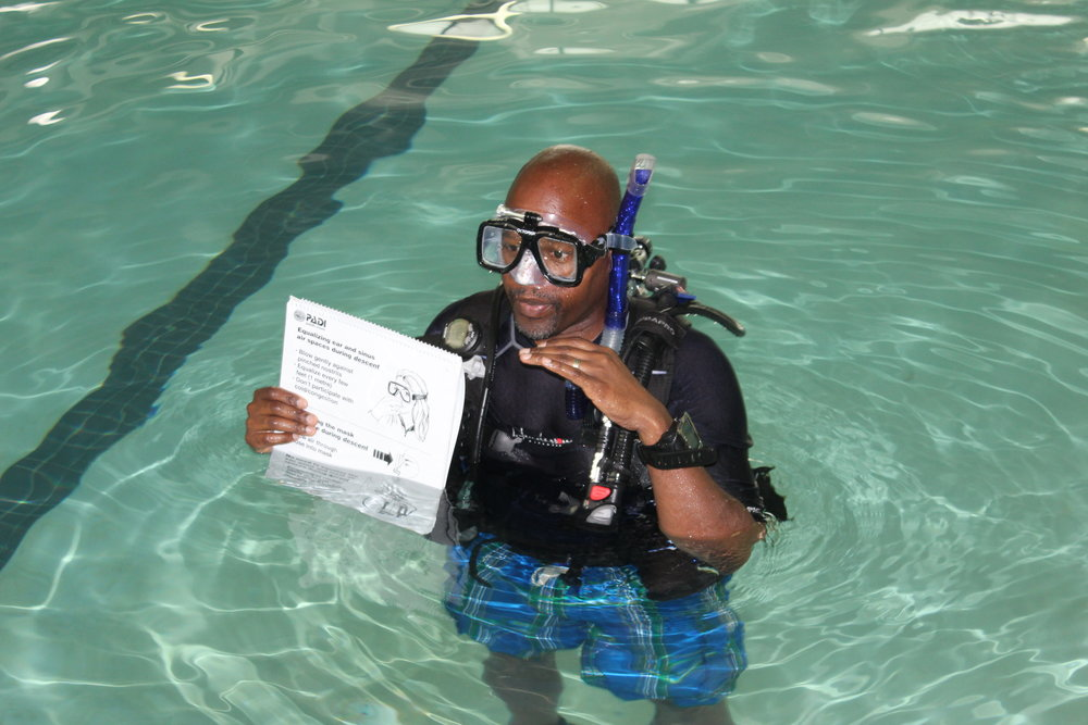 Dwayne K. Johnson, Charm City Scuba
