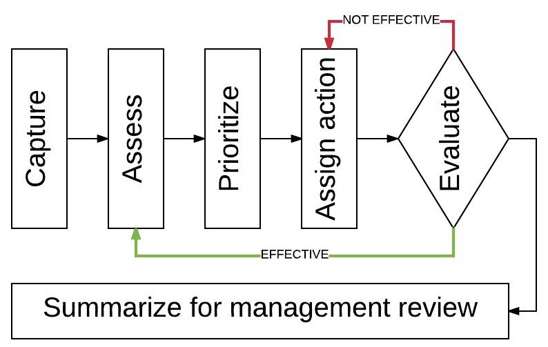 Figure 2. Risk Mitigation Process