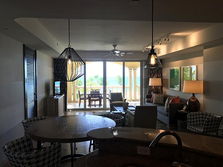 Room 3 Kitchen, Dining Room, Living Room, Balcony