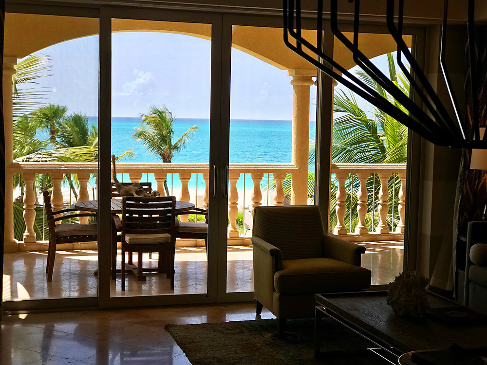 Room 3 Balcony