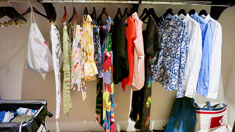 Room 4 Walk in closet