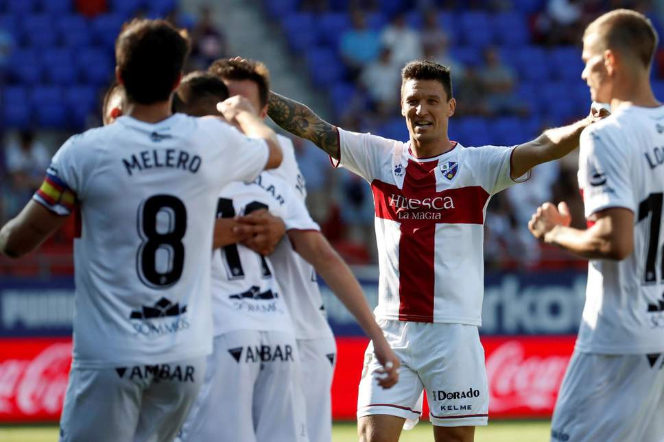 SD Huesca won their first ever La Liga match 3 days ago.