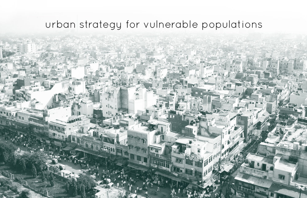 urban strategy for vulnerable populations.