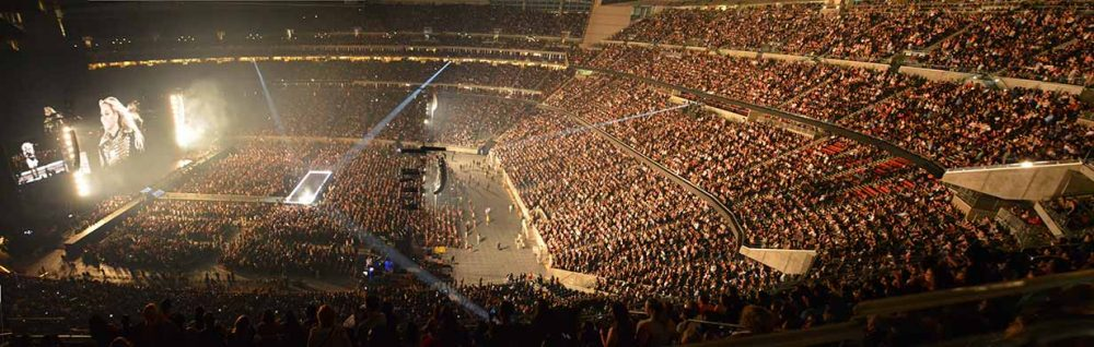 The same way hundreds or thousands will fill a stadium to see one person like Beyonce, hundreds or thousands will apply for ONE job.