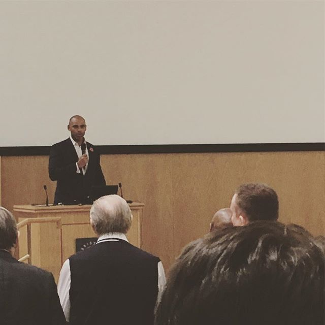 Great to have @marvinjrees welcoming @ymcaenglandandwales chief execs to #bristol for their annual conference #ymca #charity