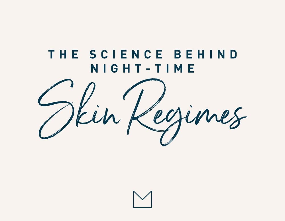 MY LUXURY LINEN MLL The science behind your skincare regime