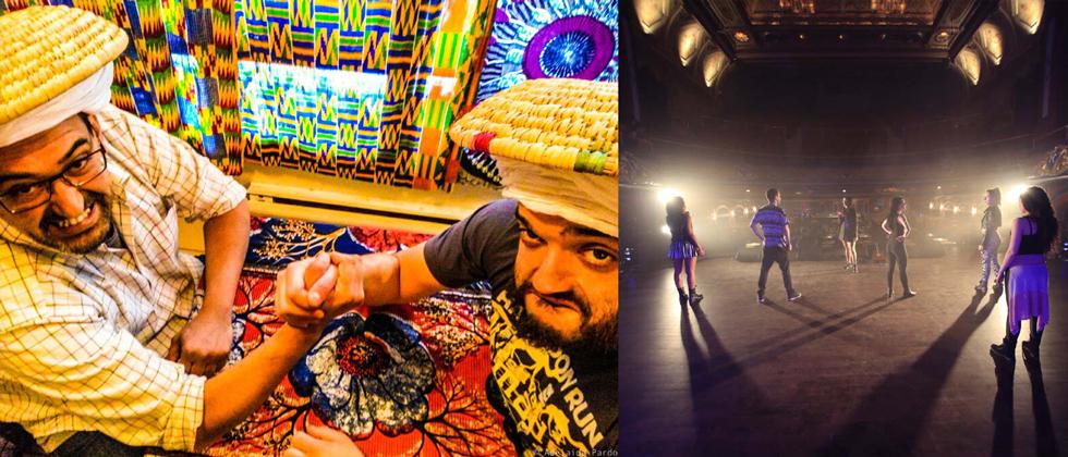 2015 - Le Festival nomade marque un grand coup avec deux soirées gastronomiques gratuites! Le restaurant La Khaïma ouvre ses portes à tous ceux qui veulent goûter la cuisine traditionnelle mauritanienne.Côté artistique, le Cinéma nomade, le grand rendez-vous des cinéphiles nomades, présente une programmation préparée avec soin par la maîtrise en Cinéma et images en mouvement de l'UQAM.Sont notamment projetés La nuit nomadede Marianne Chaud et Grass – Lutte d'un peuple pour la viede Merian C. Cooper, Marguerite Harrisson et Ernest B. Schoedsack.Les festivaliers célèbrent aussi les cultures nomades lors du souper-spectacle Paroles nomades qui permet de découvrir les artistes Arturo Parra, Catherine Ego et Alessandro Baricco.Sans oublier, le retour du fameux Couscous Comedy Nomadic Show. UncleFOFI et beaucoup d'autres humoristes rassemblent tout le monde avec du rire sans frontières. A la rencontre du public, l'artiste Ouled L'Bled vient exprès de Mauritanie.Esprit nomade traditionnel, méditation soufi, flamenco, blues, jazz... La grande soirée musicale de clôture fusionne les genres grâce à Patricia Pèrez, Kattam, Afrikan Bleues project, Issawa et d'autres surprises.