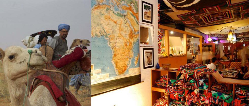 2011 - Imaginez vous-même! Une khaïma (une tente) déployée en pleine ville! Des universitaires et des artistes se rassemblent pour célébrer le nomadisme : panels de réflexion, bazars, soirées de musique, danses, contes et paroles, improvisations musicales...Comme toujours, le Festival perpétue avec bonheur la tradition d'hospitalité des nomades. Chaque soir, les participants et le public se retrouvent pour un grand repas collectif qui met en valeur les spécialités mauritaniennes.Parmi les autres moments forts, Nomade Nation invite les artistes à réfléchir et à s'exprimer sur la vie nomade. Tout un processus intellectuel et artistique...Les festivaliers peuvent aussi se rendre dans le zouk créé pour l'occasion. Un lieu d'échanges, dans tous les sens du terme.