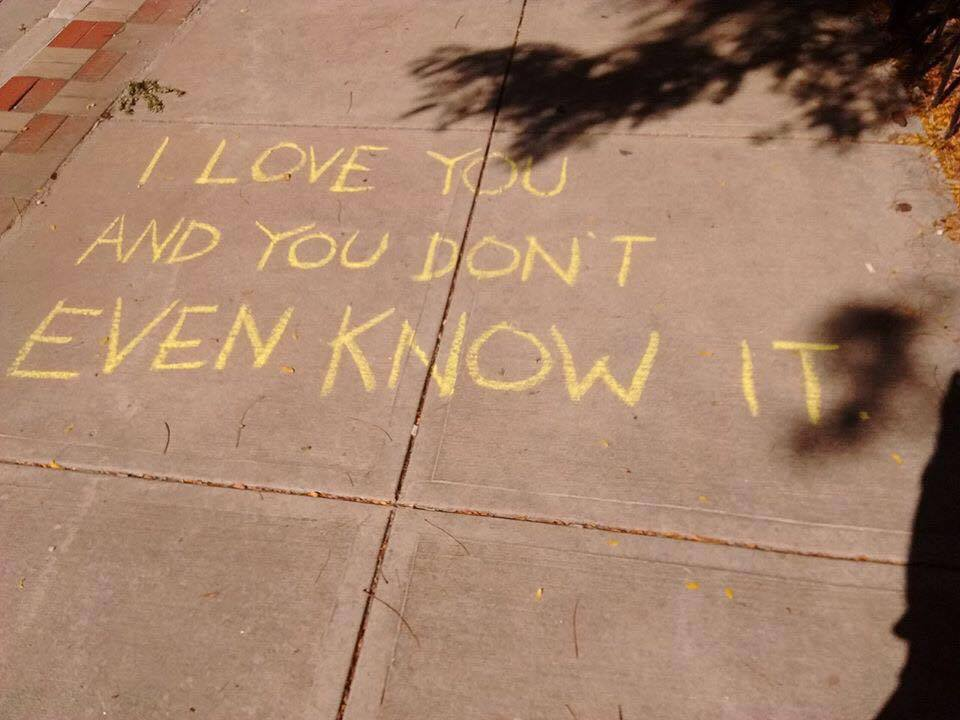 LoveYouAndYouDontEvenKnowIt