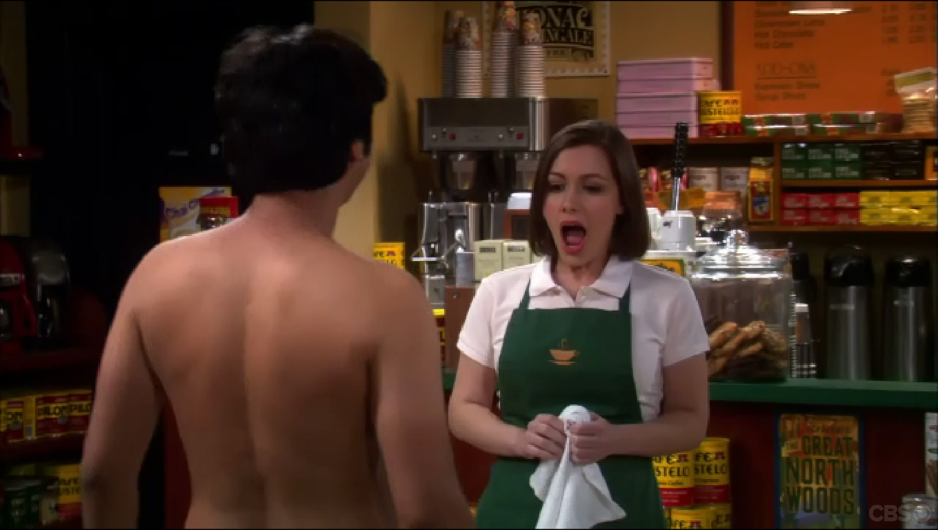 Whitney Avalon in The Big Bang Theory.