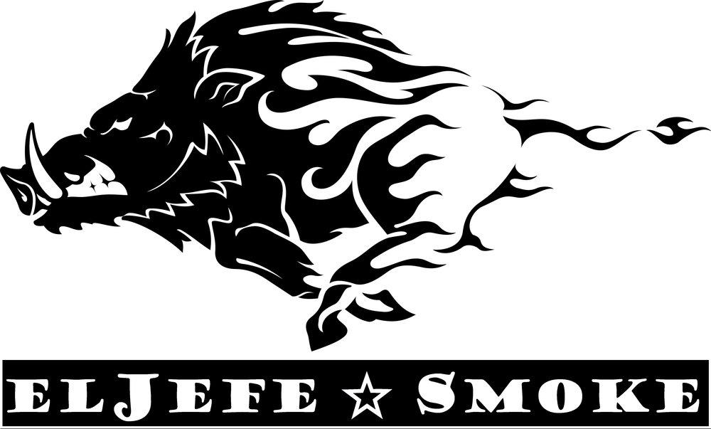 eljefeSmoke-wild-boar-flame-v2-fontStoutGoudyWhiteBG_TShirt.jpg