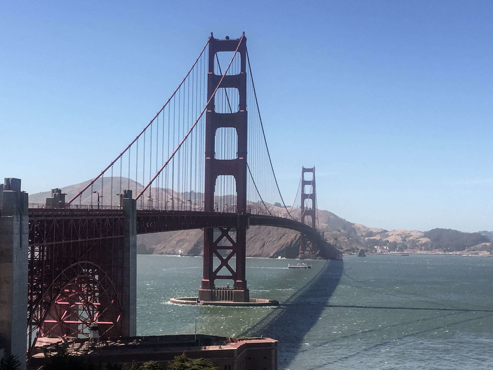 San Francisco Top 10 Things Golden Gate