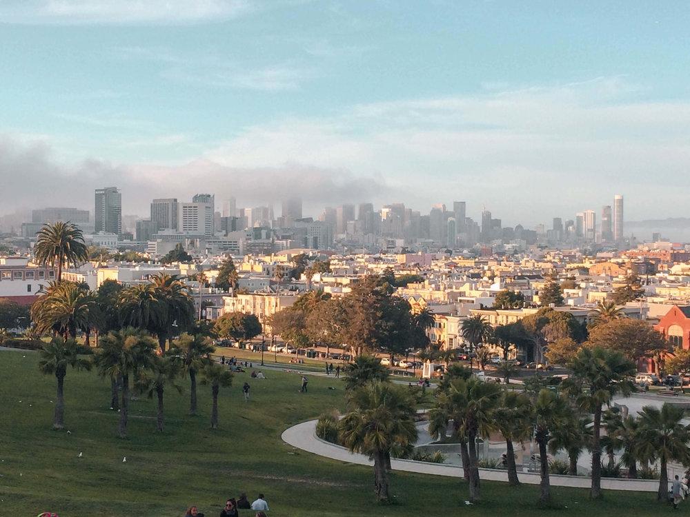 San Francisco Insider Tips Dolores Park