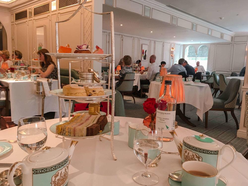 Kate Rebel Afternoon Tea London UK