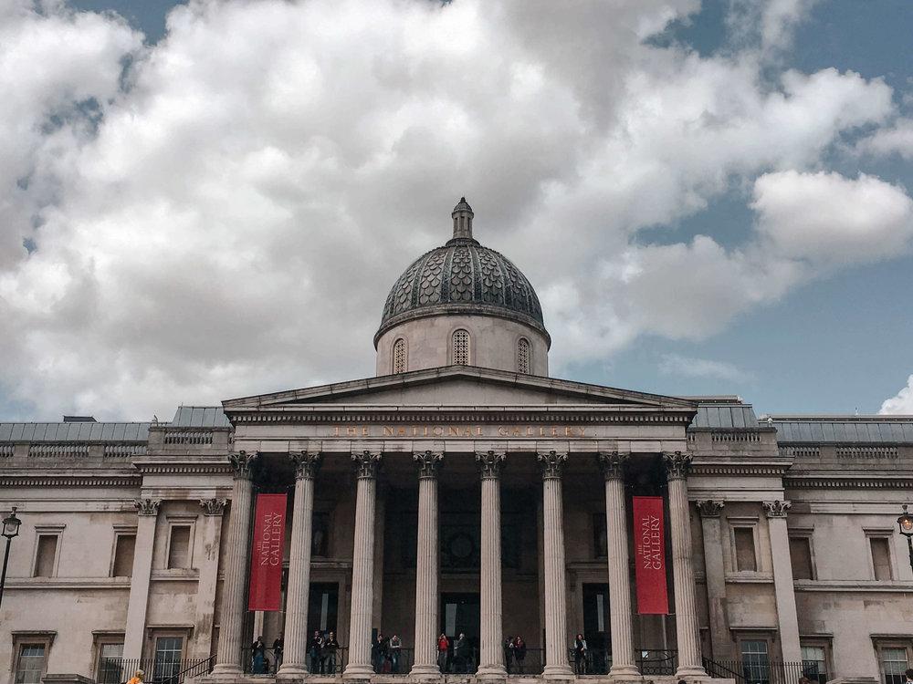 Kate Rebel National Gallery London UK