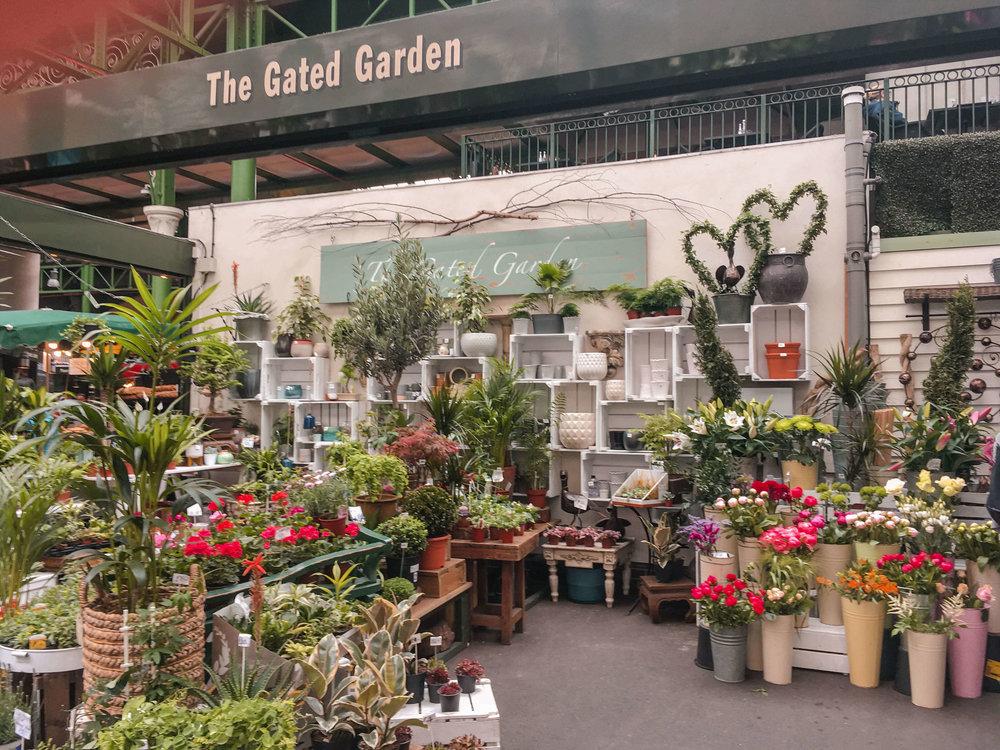 Kate Rebel Borough Market London UK