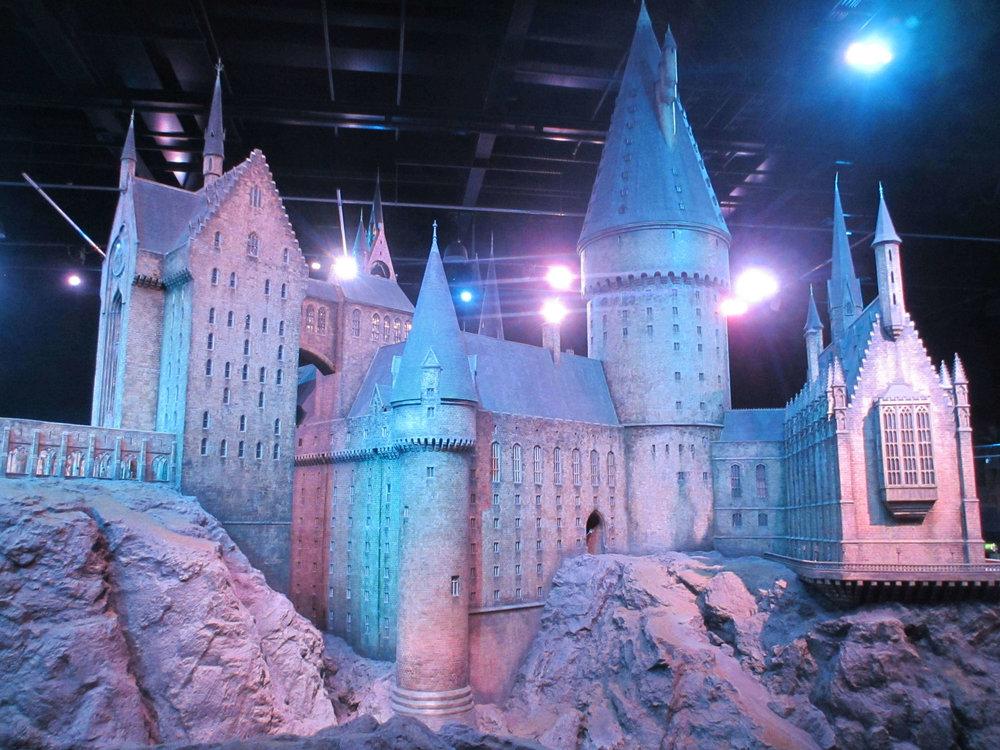 Kate Rebel Harry Potter Studios London UK