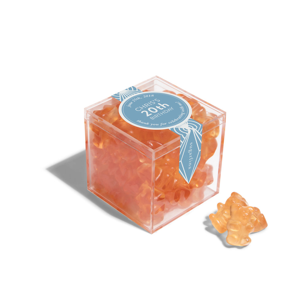 Sugarfina Cube Mock-Up