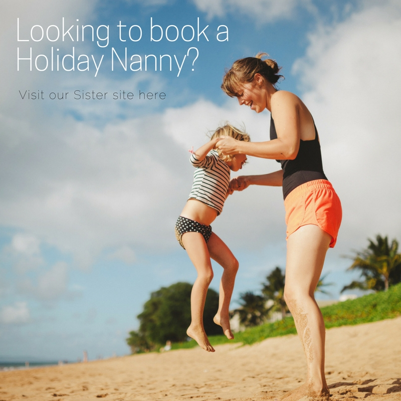 holiday nanny agency