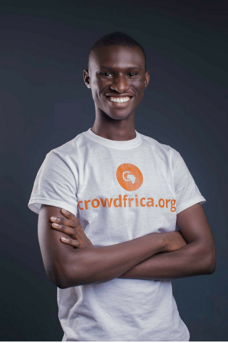 Randy of Crowdfrica.org