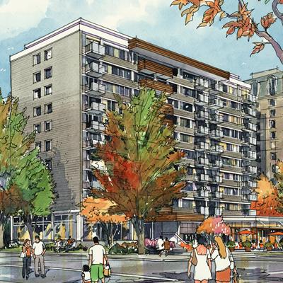 Carleton Terrace -