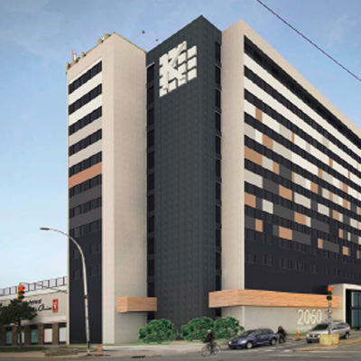 Quinpool Tower -
