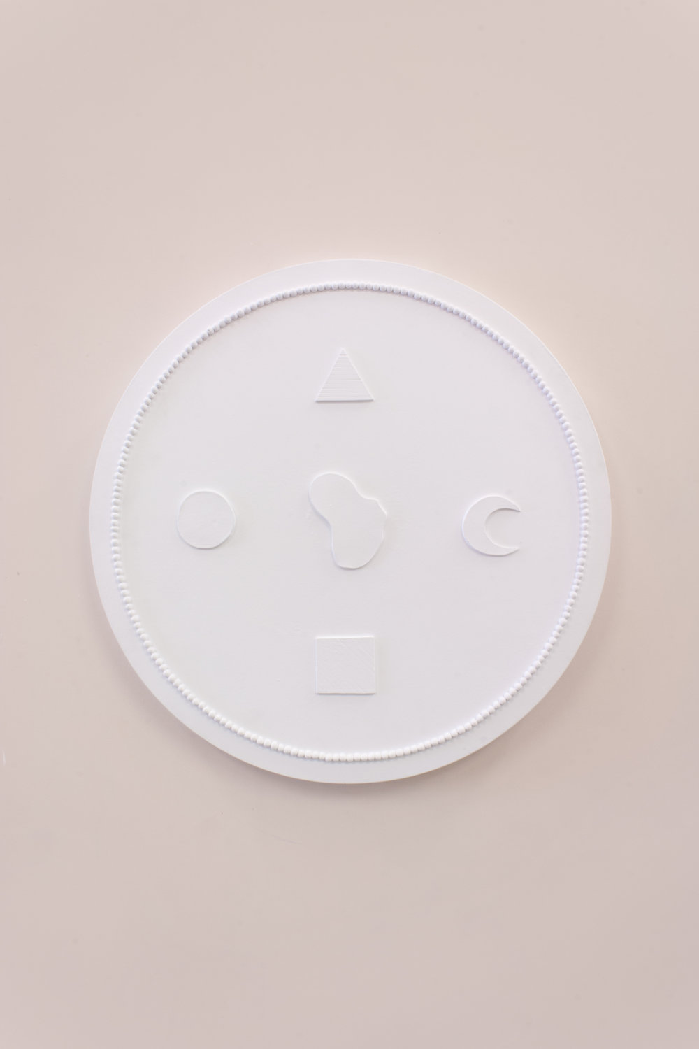 walac. design studio ceiling medallion