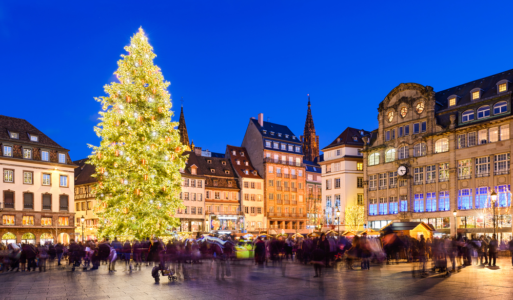 Christmas Markets, Strasbourg, France