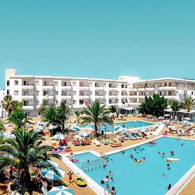 🌞❤️ Ibiza❤️🌞 ⭐️ School Holiday Family of 5 ⭐️ ➡️ £3195.00 ⬅️ 25th July 2018 All Inclusive 7 Nights ✈️ Newcastle - Day Flights ✅ Seats Together ✅ Transfers & Baggage ⭐️ Buffet breakfast, lunch and dinner Locally branded alcoholic drinks 11am-11pm ⭐️ Snacks served at selected times including afternoon pastries and ice cream 🍦 for kids ⭐️ Organised programme of activities, usually includes aquaerobics, darts, poolside games, quizzes and waterpolo ⭐️ Frequent evening entertainment including mini-disco, games and shows  In the heart of San Antonio Bay, these Apartments are a great place for families to relax in the sun. The splash park is an amazing place to let loose and make a splash, while the kids' club is the best places to make new friends. While they have the time of their lives, you can soak up the sun and sip on your favourite drink.  Call to book ☎️ 01472 897333 ☎️#ibiza #familyholiday #allinclusiveresort #schoolholidayfun