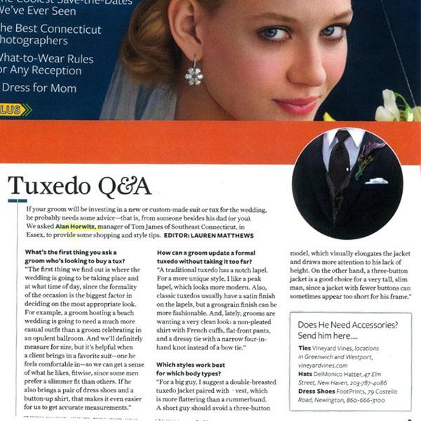 Tuxedo Q&A