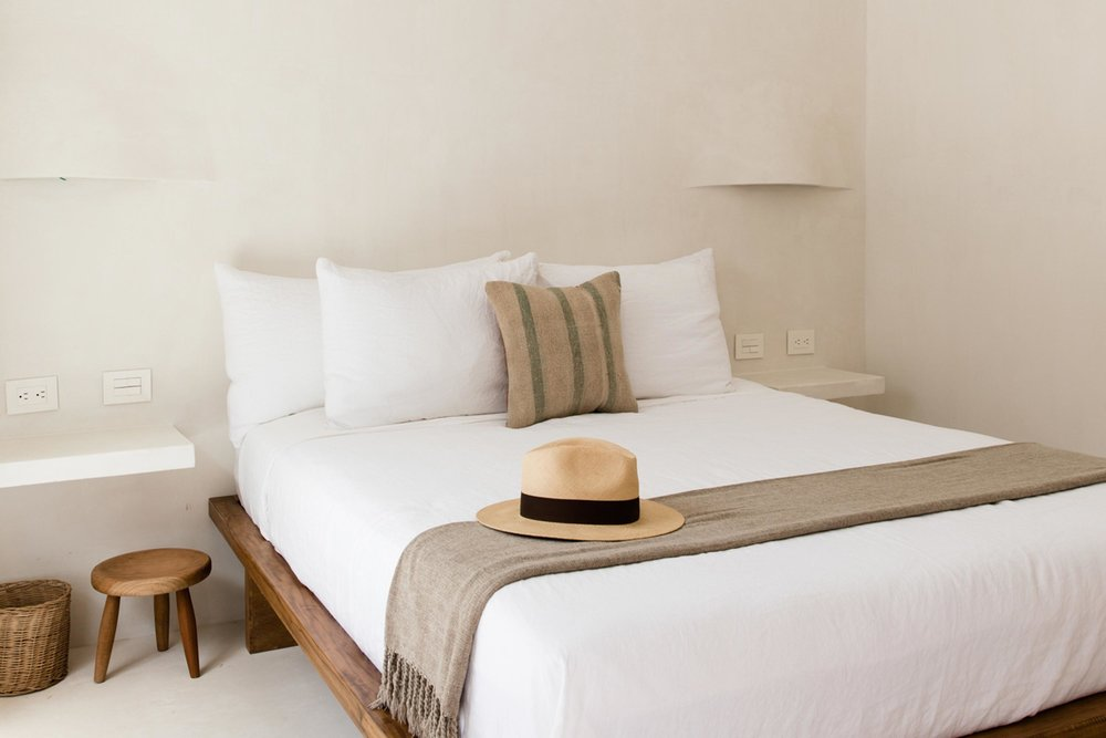 Casa Pueblo Tulum offers 16 beautifully appointed, affordable rooms