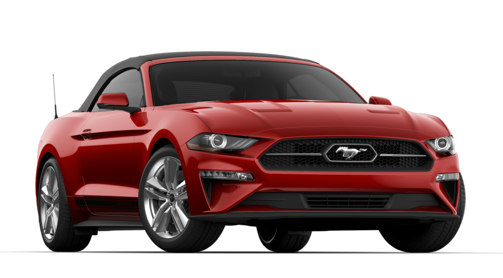 V6 EcoBoOst PremIUM 201A Convertible - + Ruby Red (Premium Paint)+ 10-Speed Automatic Transmission+ Pony Package+ Safe & Smart Package+ B&o premium Sound Upgrade+ Floor LinersSORRY - SHE'S GONE!