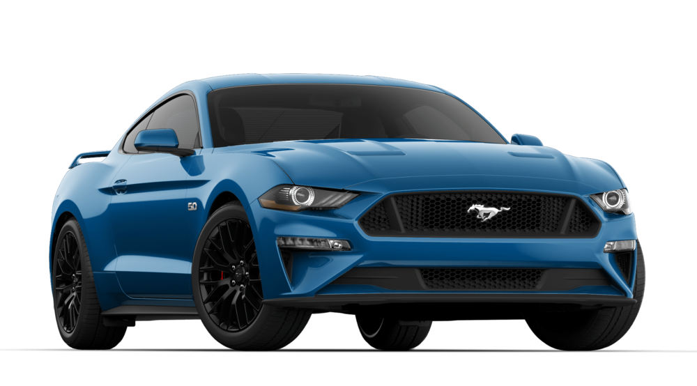 V8 gT cOUPE 300a$38,669 - + VELOCITY BLUE+ 10-SPEED AUTOMATIC TRANSMISSION+ GT PERFORMANCE PACKAGE 1+ QUAD TIP ACTIVE EXHAUST