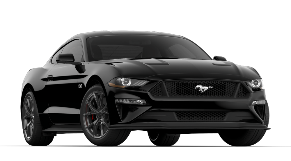 V8 GT COUPE 301A$43,500 - + SHADOW BLACK+ 6-SPEED MANUAL TRANSMISSION+ GT PERFORMANCE PACKAGE 2+ QUAD TIP ACTIVE EXHAUST