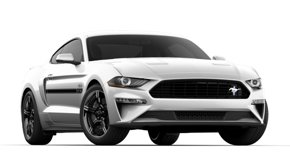 V8 GT PREMIUM 401A$47,267 - + OXFORD WHITE+ 10-SPEED AUTOMATIC TRANSMISSION+ CALIFORNIA SPECIAL PACKAGE+ QUAD TIP ACTIVE EXHAUST