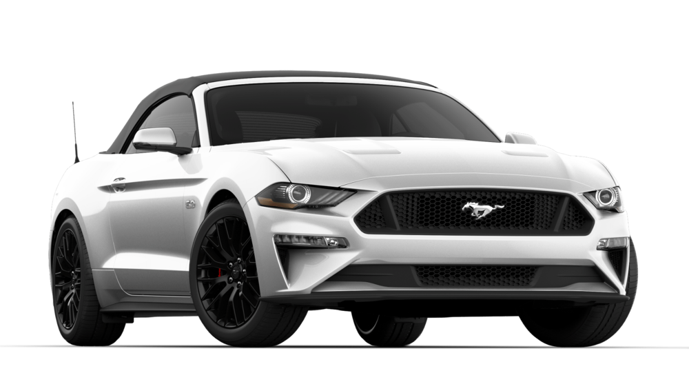 V8 GT Premium 401A Convertible$53,718 - + Oxford White+ 10-Speed Automatic Transmission+ GT Performance Package 1+ Quad Tip Active Exhaust+ Convertible+ B&o premium sound upgrade