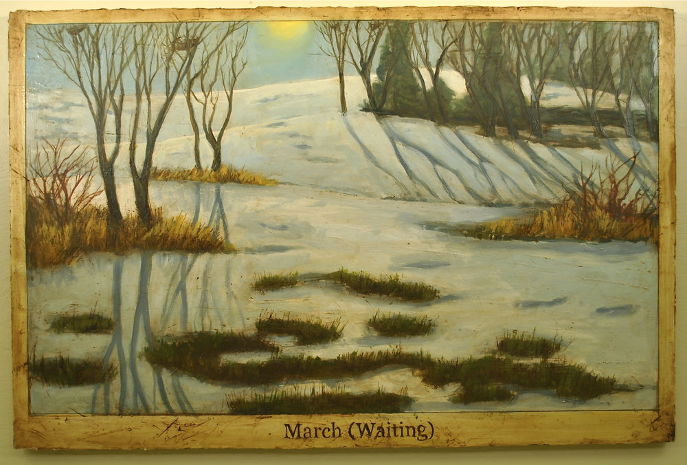 March (Waiting)