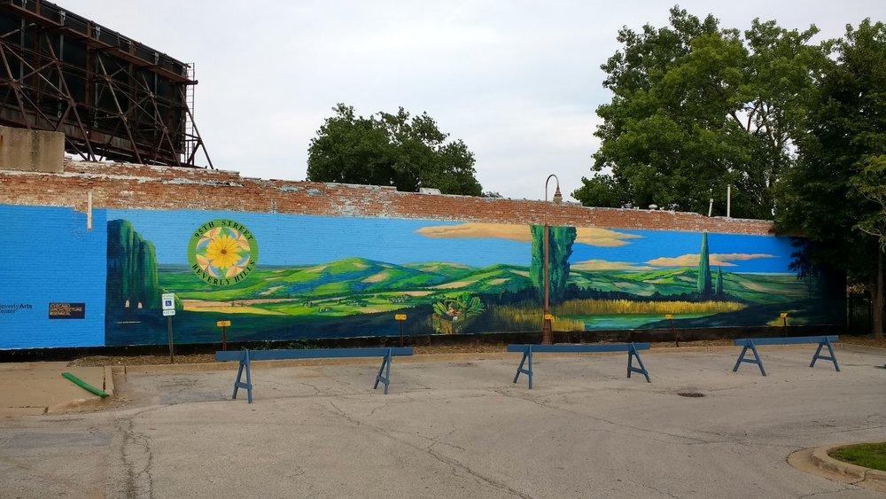 Beverly Farmer's Market Mural