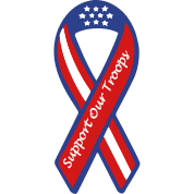 Support Our Troops symbol