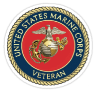 united states marine veteran symbol