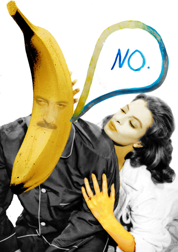 Bananas = Sexual Repression