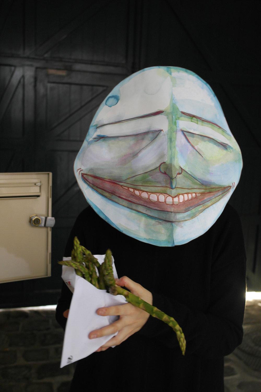 Asparagus = Prosperity