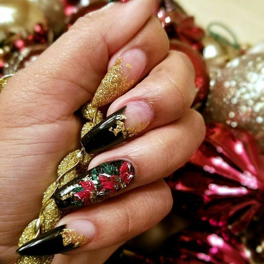 24kt Gold Glitter with Xmas design.jpg